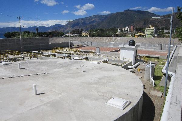 LA planta Los Cebollales, en Panajachel, Sololá, no funciona desde el 2012 debido a fallos en el sistema eléctrico.