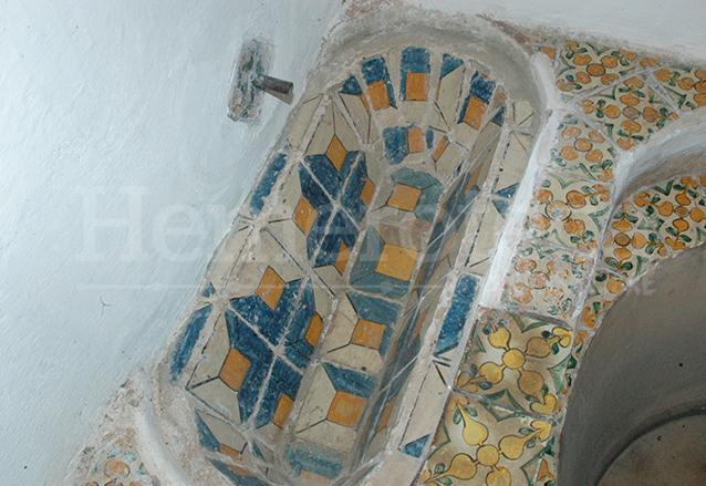 Pequeña bañera de la casa Popenoe. (Foto: Hemeroteca PL)