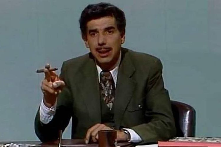 Rubén Aguirre le dio vida al profesor Jirafales en la serie El Chavo del 8. (Foto Prensa Libre: Hemeroteca PL)