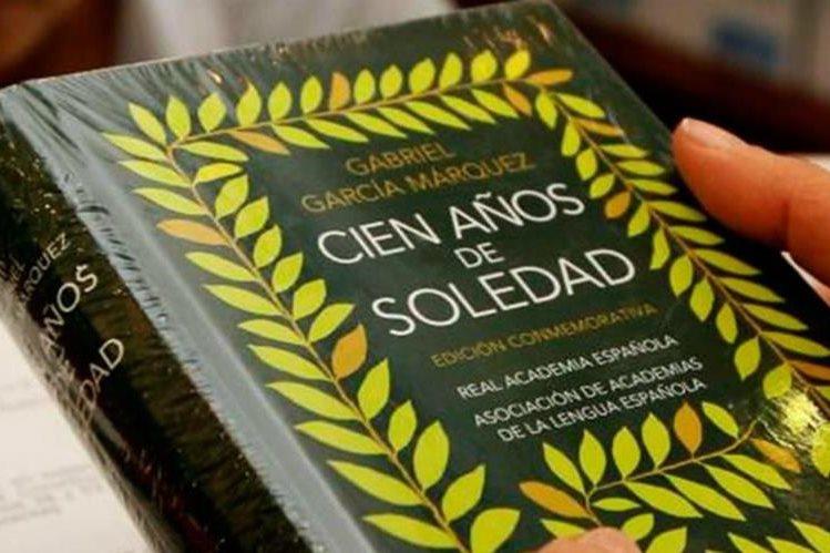 """Este martes se celebran cincuenta años de la icónica novela """"Cien años de soledad"""" de gabriel García Márquez. (Foto Prensa Libre: Zonacero)."""