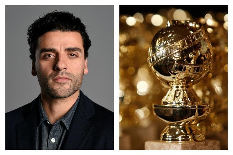 Óscar Isaac está postulado en la 73 edición de los Globos de Oro. (Foto Prensa Libre: AP)