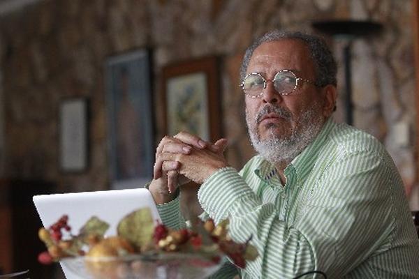 <p>Barillas considera que es necesaria una ley de cine para fomentar esta industria y elevar la exigencia del público hacia el séptimo arte. (Foto Prensa Libre: Álvaro Interiano)<br></p>