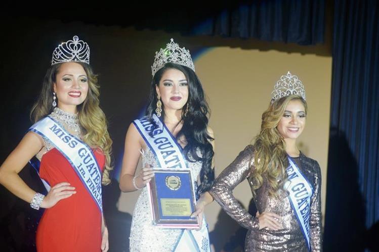 Stephanie Sical fue coronada Miss Guatema US en Los Ángeles. (Foto Prensa Libre: Hemeroteca PL).