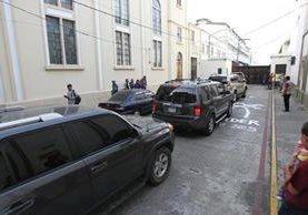 La SAAS tiene a su cargo la seguridad y alimentación de Presidencia y Vicepresidencia. (Foto Prensa Libre: Hemeroteca PL)