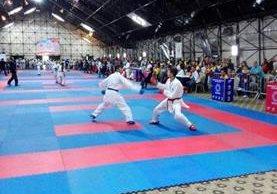 La delegación de Guatemala hizo un buen papel en el torneo de Artes Marciales. (Foto Prensa Libre: Tomada de internet)