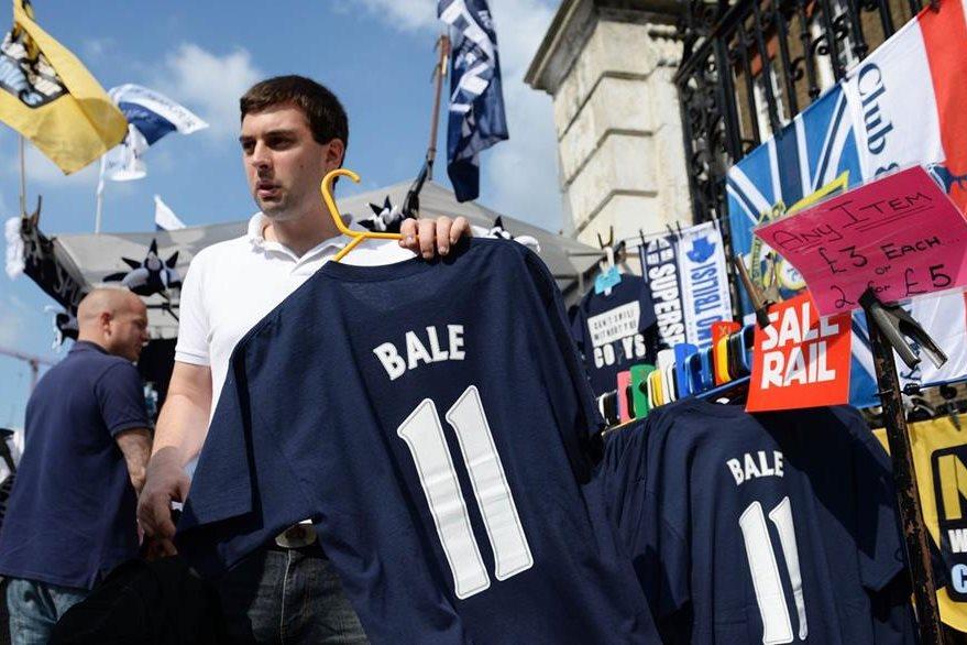 Bale es el fichaje más caro en la historia del Real Madrid, superando al Cristiano. (Foto Prensa Libre: Hemeroteca PL)