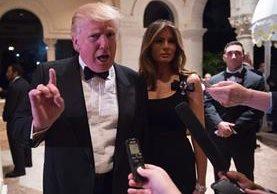 Donald Trump asumirá la presidencia de Estados Unidos el 20 de enero. (Foto Prensa Libre: AP)