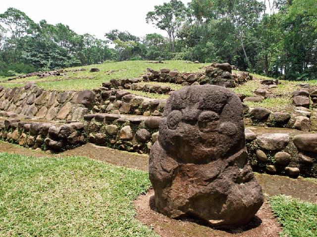 Al sitio arqueológico Tak'alik Ab'aj se le otorgó el Sello Q Verde, en la primera ocasión que se entrega. (Foto Prensa Libre: Hemeroteca)