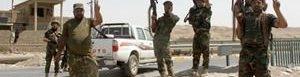 Militantes kurdos.