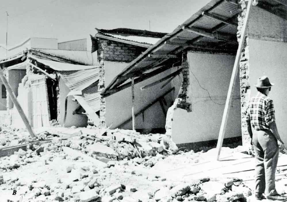 Más de 20 mil personas murieron en el terremoto del 4 de febrero de 1976. (Foto: Hemeroteca PL)