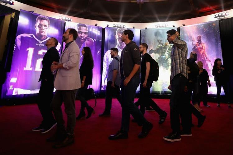 La expo E3 es un evento anual anticipado entre entusiastas de los juegos y los vendedores. (Foto Prensa Libre: EFE)