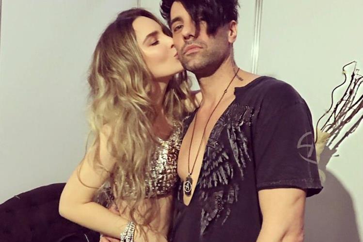 Belinda y Criss Angel no esconden su amor, y constantemente publican en sus redes sociales fotografías donde aparecen juntos. (Foto Prensa Libre: Twitter)