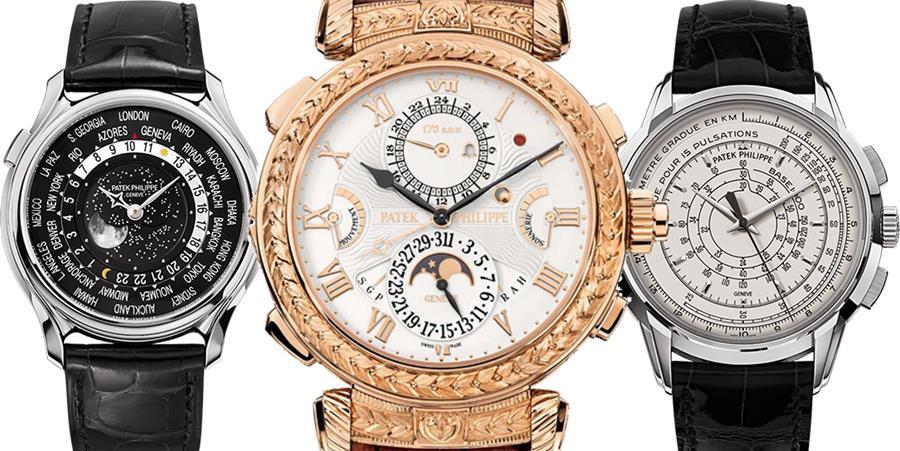 Los relojes de calendarios perpetuos tienen un dispositivo mecánico que permite al movimiento reconocer el año bisiesto.