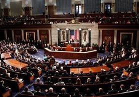 Congreso de los Estados Unidos. Foto Prensa Libre: AFP/Archivo.