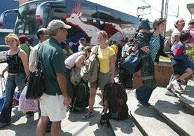 El Inguat se encarga de promover el ingreso de turistas. (Foto Prensa Libre: Hemeroteca PL)