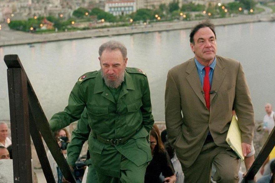 Oliver Stone indicó que el encuentro con Fidel Castro marco su carrera. (Foto Prensa Libre: AP)