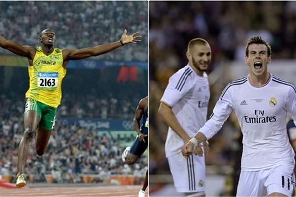 """<p>Gareth Bale es casi tan rápido como Usain Bolt. (Foto Prensa Libre/Archivo)<br _mce_bogus=""""1""""></p>"""