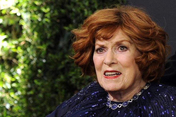 """Maureen O'Hara protagonizo """"Qué verde era mi valle"""", que ganó cinco premios Oscar, incluyendo el de mejor película. (Foto Prensa Libre, AP)"""