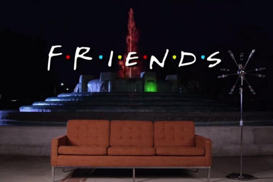 La serie Friends fue vista por millones de espectadores. (Foto Prensa Libre: Hemeroteca PL)