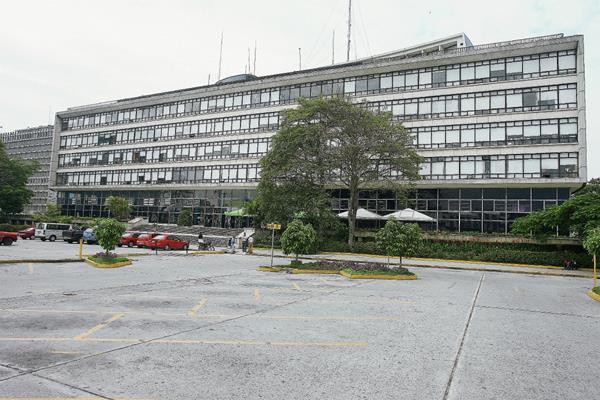Plaza Italia, frente a la comuna capitalina. (Foto: Hemeroteca PL)