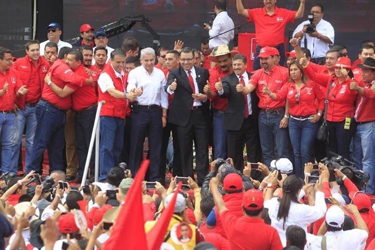 El partido Líder que impulsó a Manuel Baldizón a la presidencia será cancelado. (Foto Prensa Libre: HemerotecaPL)