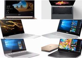 Las seis mejores computadoras portátiles del 2017 (Foto Prensa Libre: Hemeroteca PL)