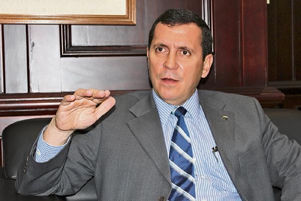 Luis Lara, presidente de la Asociación Bancaria de Guatemala (ABG), habla sobre la situación del sector bancario en el país.
