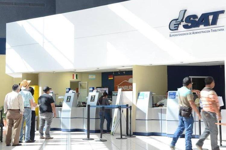 El fisco podría comparar información con periodos fiscales anteriores. (Foto Prensa Libre: Hemeroteca PL)