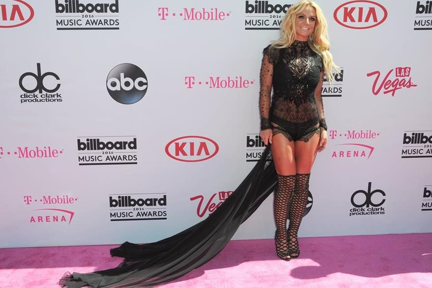 La princesa del pop Britney Spears.