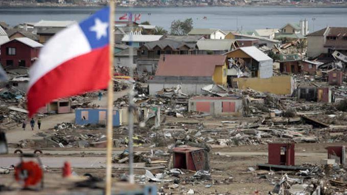 (Imagen de referencia). En septiembre pasado Chile sufrió un terremoto de 8.4 grados Richter. (Foto: Agencias).