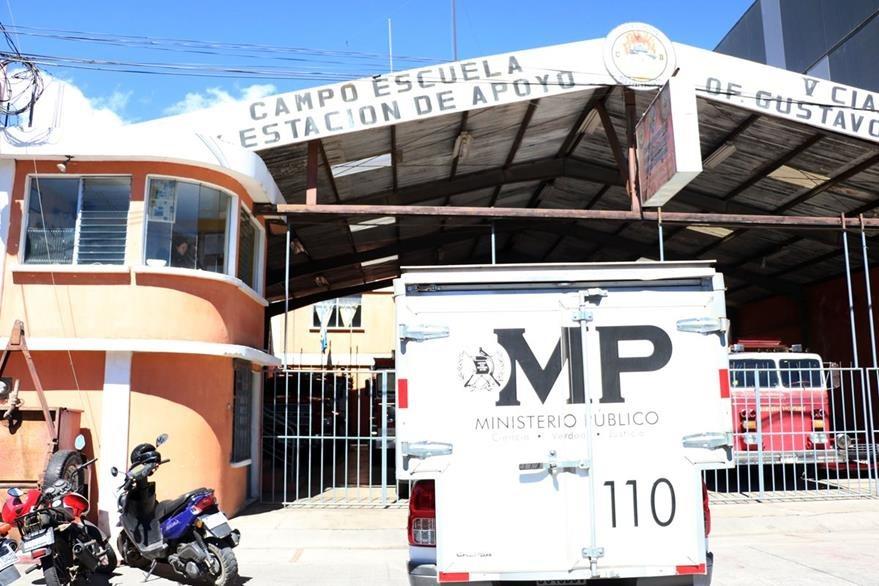 El Ministerio Público investiga el caso, cuyos detalles se mantienen bajo reserva. (Foto Prensa Libre: Carlos Ventura)