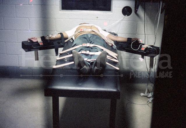 La última ejecución de la Pena de Muerte fue por inyección letal y tuvo lugar en el año 2000 a dos personas por secuestro y asesinato. (Foto: Hemeroteca PL)