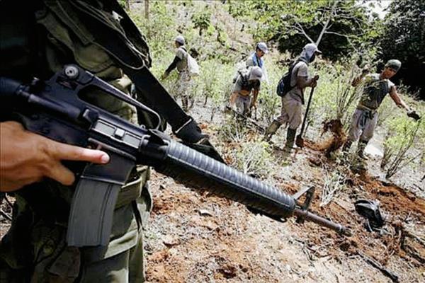 (Foto de referencia). La aeronave se derrumbó en una zona montañosa del norteño departamento de Santarder. (Foto Prensa Libre: www.colombia.com).