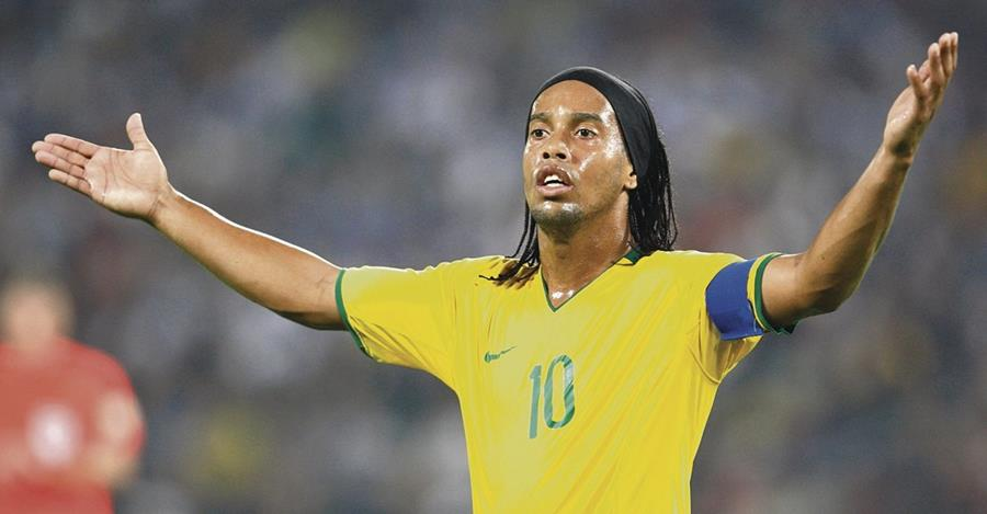 EN VIVO: ¡Ronaldinho ya está en Honduras!
