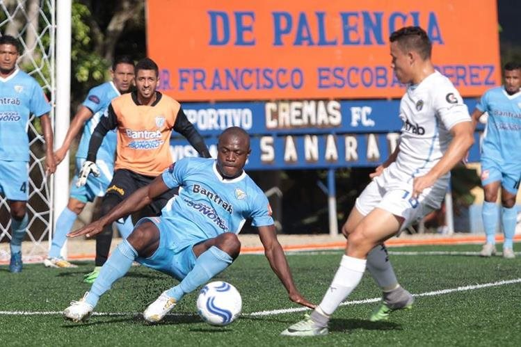 Sanarate se convirtió en la grata revelación del grupo B, al terminar en el primer puesto.(Foto Prensa Libre: Hemeroteca PL)