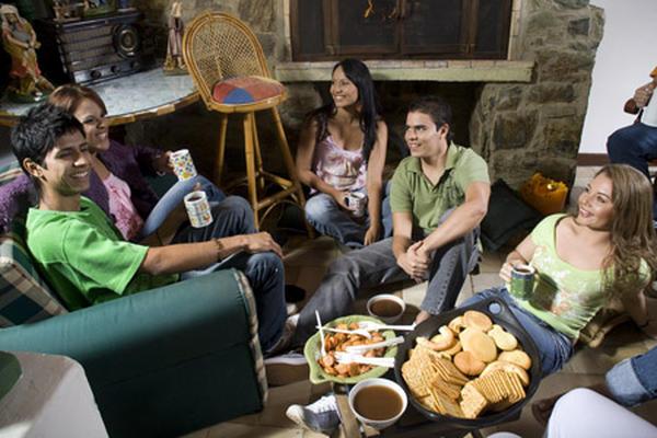 <p>Se debe evitar las discusiones en esta época de reuniones familiares.</p>