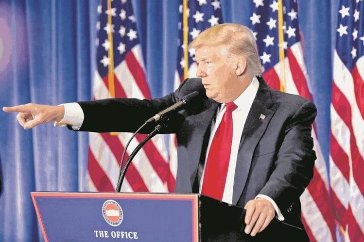 Donald Trump asumió el viernes 20 de enero como presidente de EE. UU. (Foto: Hyemeroteca PL)