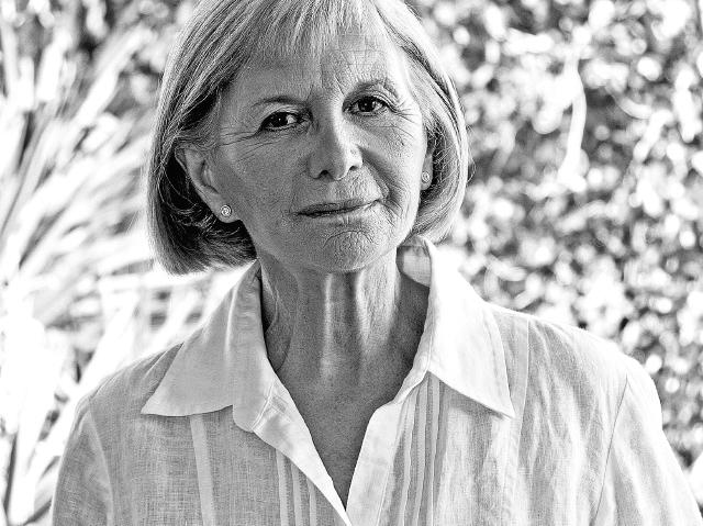 Alicia Giménez Bartlett escribe novela policiaca.