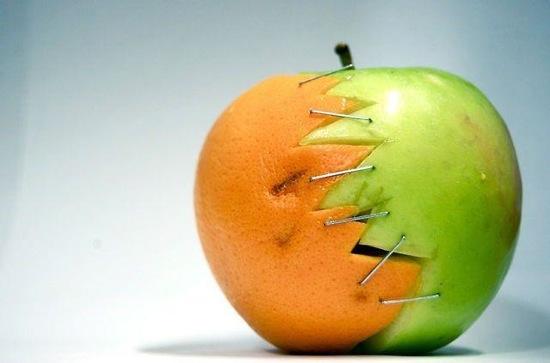 Las frutas, como la manzana o naranja, tienen sustancias cardioprotectoras.