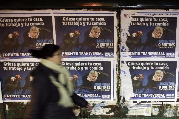 <p>Analisitas ven una interrogante con los fondos buitre que enfrenta Argentina.<br></p>