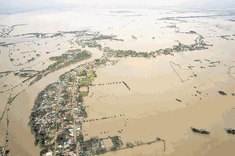 Varias regiones quedarían sumergidas por inundaciones, por el calentamiento. (Foto Hemeroteca PL)