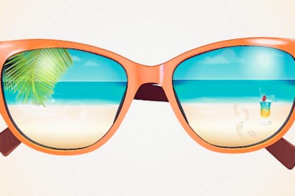 Las gafas  se convierten en un accesorio muy usado en la época de calor (Foto Prensa Libre: Hemeroteca PL).