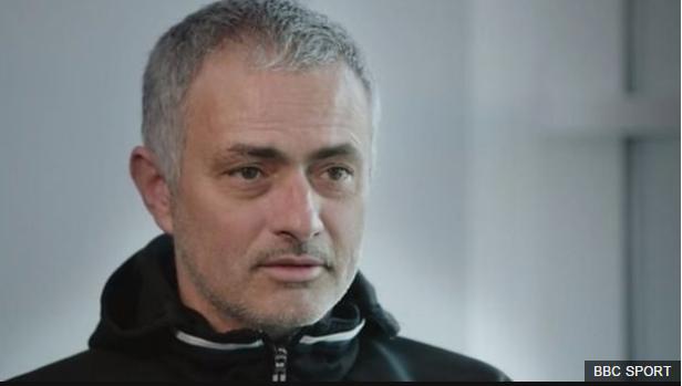 Mourinho reconoció en la entrevista con la BBC que ningún club podrá emular la hegemonía que tuvo Manchester United en la época de Alex Ferguson.