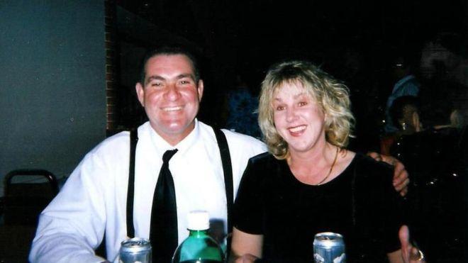 Teresa y Larry Clark, de Waynesboro, VA, han sido testigos de numerosas ejecuciones. TERESA CLARK, FACEBOOK