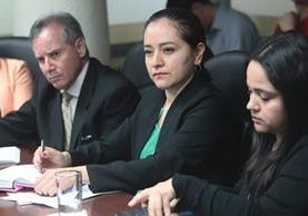 Karin García Vargas renunció al cargo de directora de Migración por motivos personales. (Foto Prensa Libre: Hemeroteca PL)