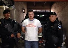 Cristian Alexander Comparini Guigui fue condenado por la muerte de la universitaria Keemberlyn Jelitzza Pérez Martínez. (Foto Prensa Libre: PNC).