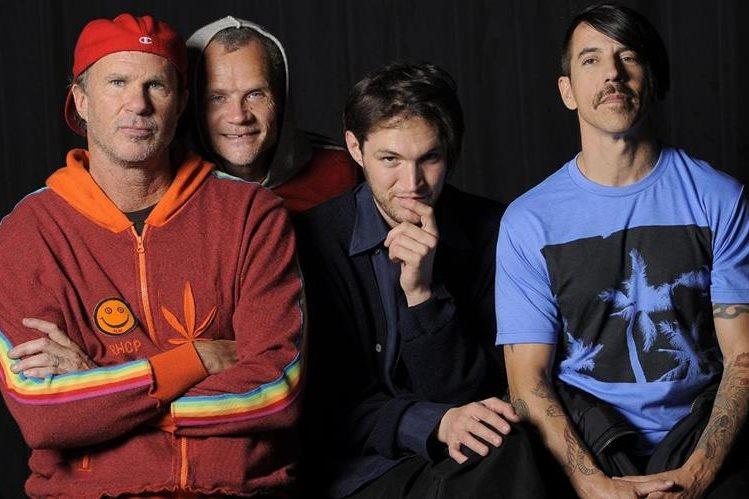 Los Red Hot Chili Peppers planean realizar una gira extensa para promocionar su nuevo disco. (Foto Prensa Libre: Hemeroteca PL)