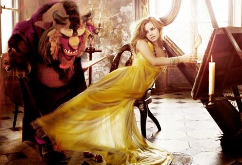 Emma Watson  interpreta a Bella en La Bella y la Bestia. Foto Prensa Libre: HemerotecaPL