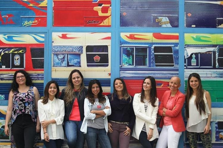 Ellas son las guatemaltecas más destacadas en emprendimiento y tecnología. (Foto Prensa Libre: Keneth Cruz)