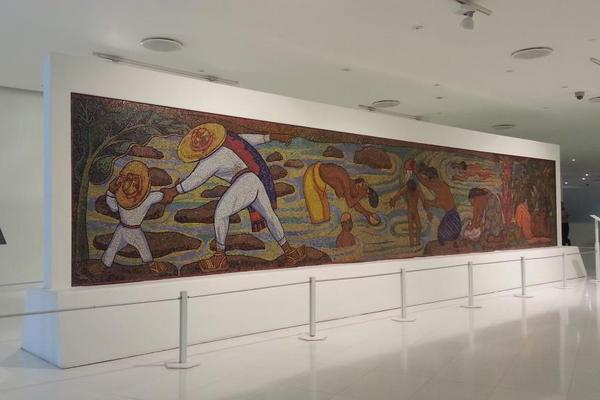 <p>Río Juchitán,  encabeza subastas de arte. (Foto Prensa Libre: Archivo)</p>